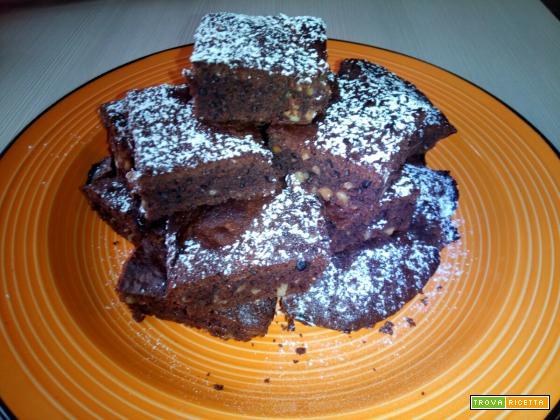 Brownies - ricetta riciclo uova di cioccolato di Pasqua