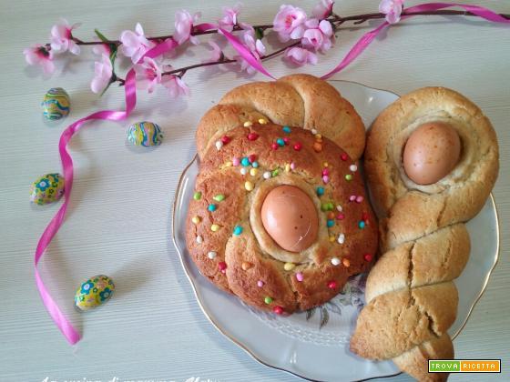 Cudduruni Calabresi - Ricetta di Pasqua