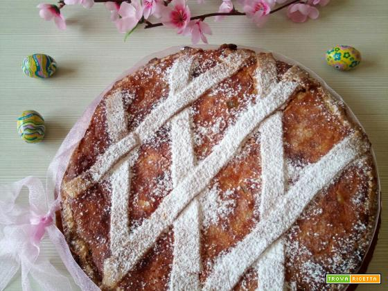 Pastiera Napoletana - Dolce tipico Pasquale