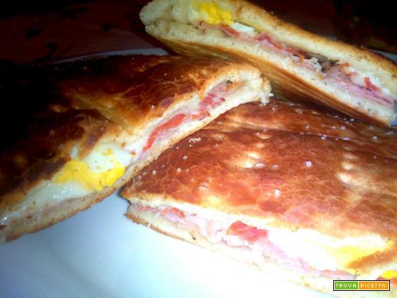 Pizza rustica classica - Veloce da preparare