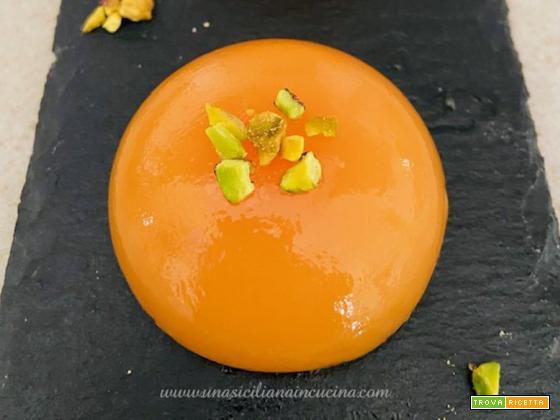 Gelo di arancia siciliana