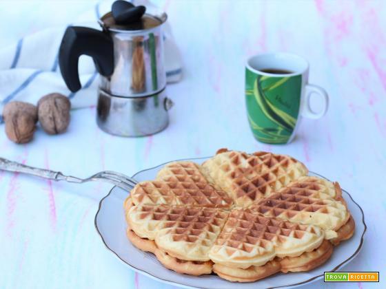 Waffle, la ricetta di carnevale belga più famosa!