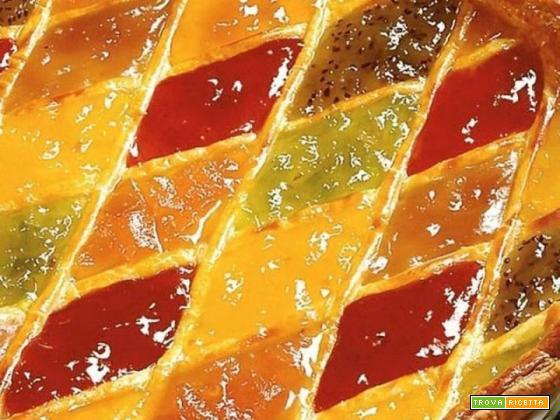 Crostata Arlecchino