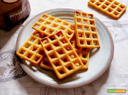 Vegan Waffles con Farina Integrale