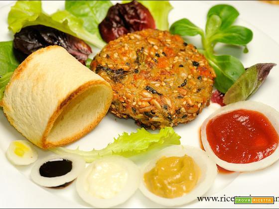 Sanburger di Emanuele Di Biase senza glutine