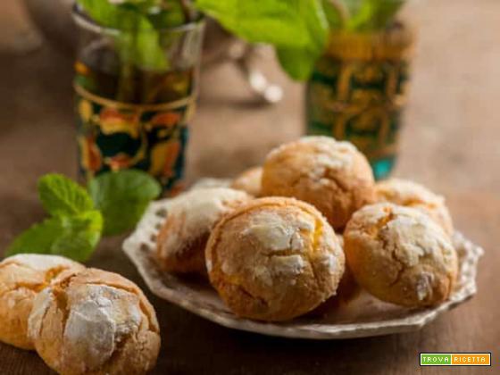Ghoriba, i biscotti marocchini buoni da impazzire!