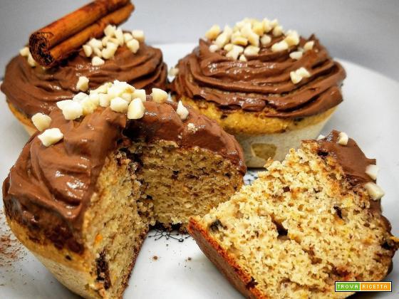 CANNELLA&CHOCO CUPCAKES