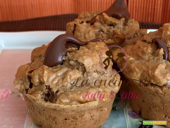 Muffin senza farina di frumento