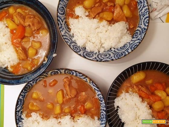 Riso al curry giapponese: la ricetta di Sailor Jupiter