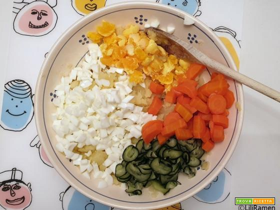 Insalata di patate giapponese: la ricetta sconvolgentemente buona della Gastronomia Yamamoto