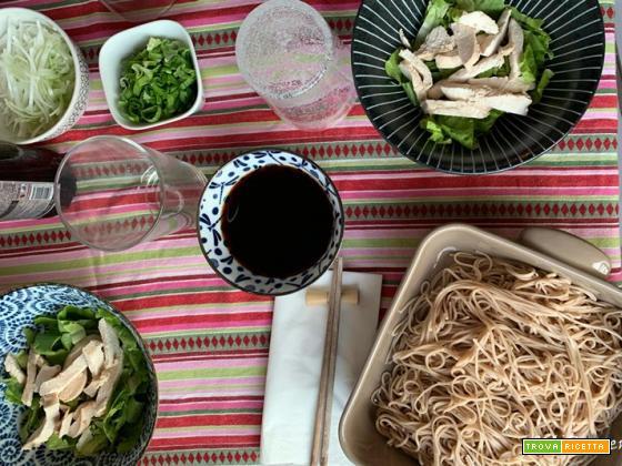 Insalata di pollo fredda: la ricetta giapponese perfetta per l'estate