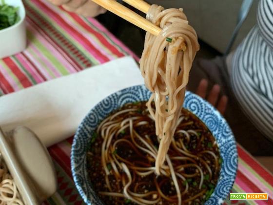 Zaru soba: la ricetta del tipico piatto estivo giapponese