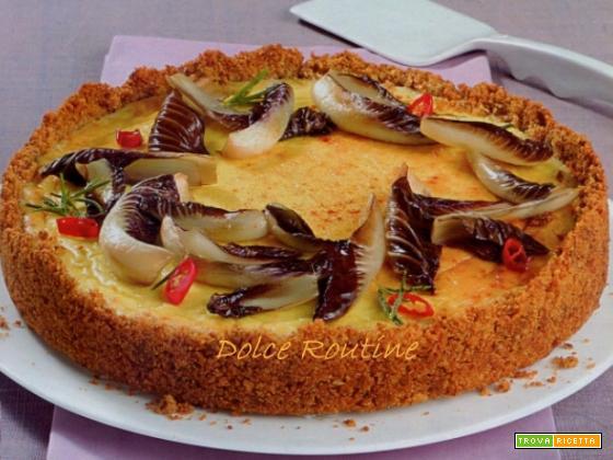 Cheesecake di Formaggio Robiola