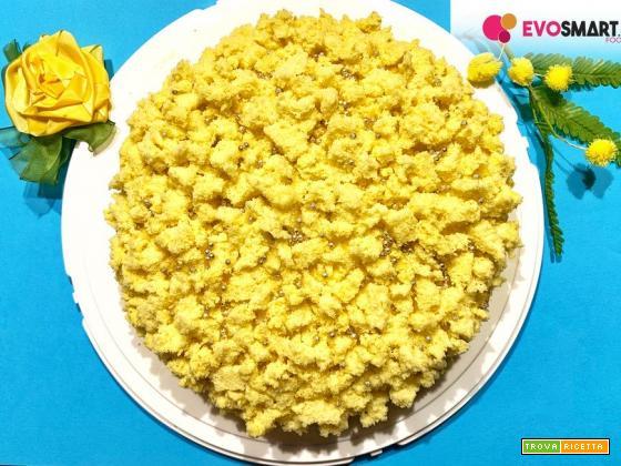 Torta mimosa: la ricetta perfetta per l'8 Marzo