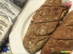 Pane al grano saraceno fatto in casa