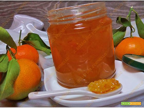 Marmellata di clementine o mandarini
