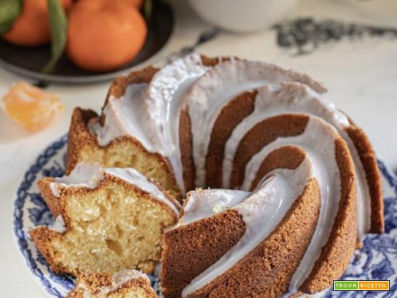 Ciambella soffice ai mandarini: ricetta senza burro