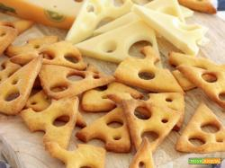 Crackers all'Emmental