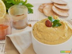 Video Ricetta Humus di Ceci