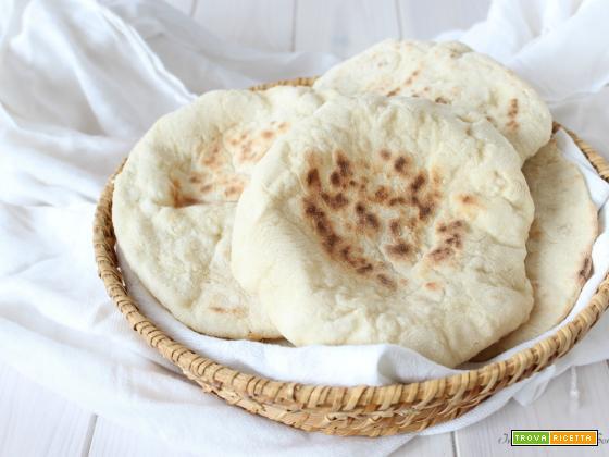 Pane arabo o pita greca