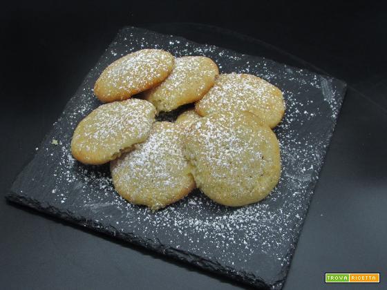 Ricetta – Biscotti cuor di mela