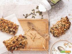 Barrette cereali e semi: lo snack energetico