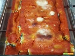 Cannelloni al sugo, ricetta pratica