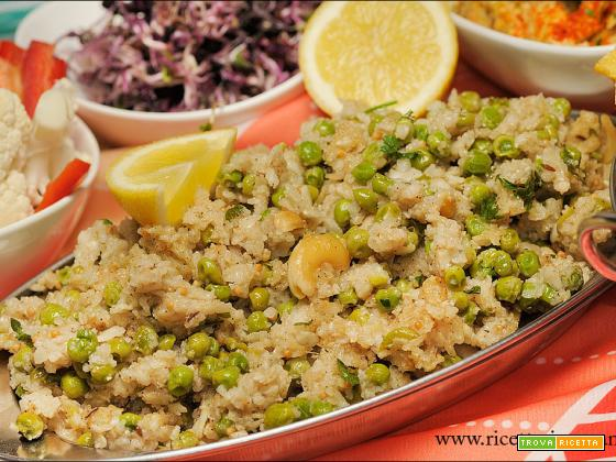 Chura Matar -Banarasi Chura Matar senza glutine