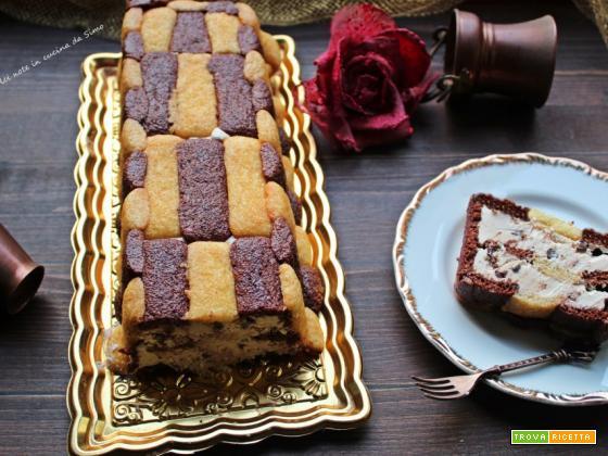 PLUM-CAKE Semifreddo Bicolore