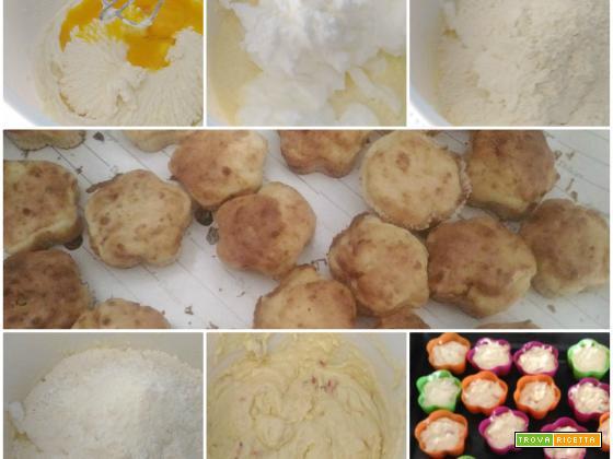 Muffin Al Salamino Piccante…
