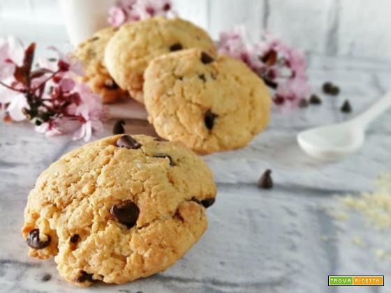 Biscotti mais e cocco