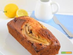 Banana bread integrale senza uova