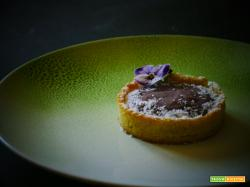Golose Tartellette al cocco con marmellata di Azuki