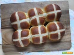 Hot Cross Buns: i panini soffici di Pasqua