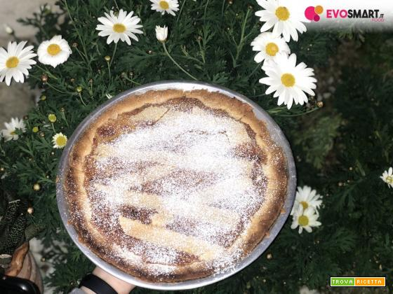 Pastiera napoletana senza glutine : con grana saraceno