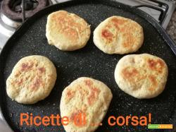 Ricette della Quarantena - pane veloce senza lievito