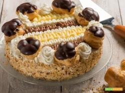 Saint Honoré, la ricetta senza glutine della torta più famosa al mondo