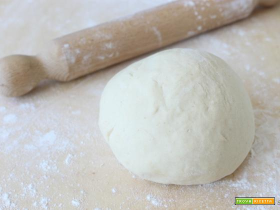 Pasta matta – ricetta base