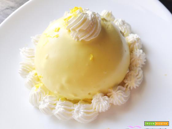 Delizia al limone – ricetta originale