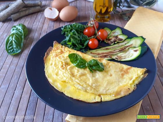 Omelette ricetta base