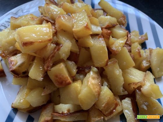 Come cucinare le patate rosse? Oggi al forno!