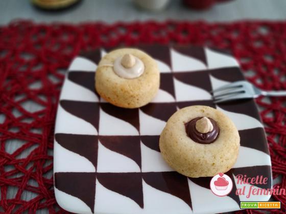 Muffin al latte di kefir senza burro