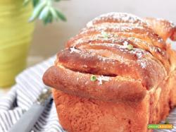 Cinnamon Sugar Pull Apart Bread- Pane Dolce alla Cannella