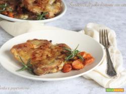 Sovracosce di pollo disossate con carote