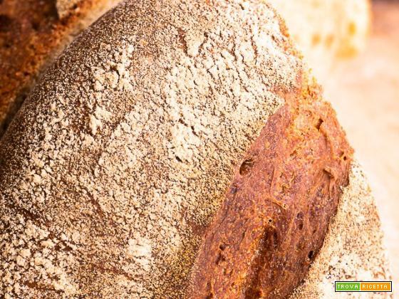Water roux e pane solo farina di farro