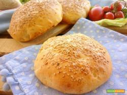 Burger buns senza glutine