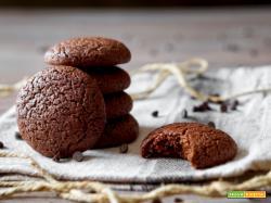 Biscottoni Morbidi al Cacao