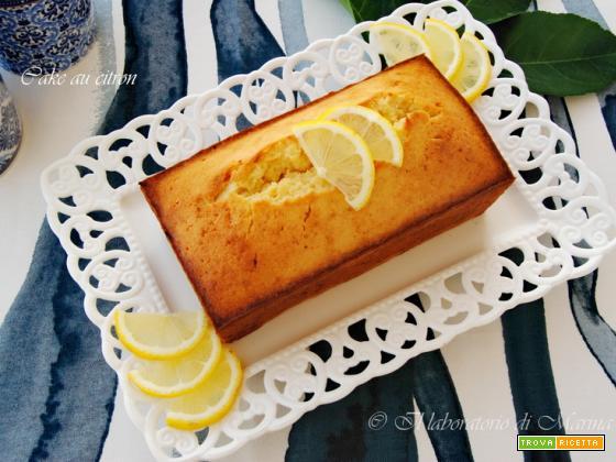 PLUM CAKE AL LIMONE DI P.HERME