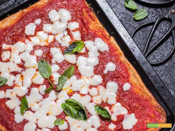 Pizza senza impasto fatta in casa – FACILE