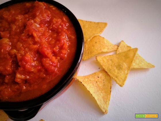 Salsa messicana piccante
